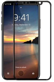 MyScreen Edge 3D Full Face Screen Protector For Apple iPhone X Black