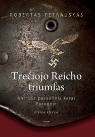 Knyga Trečiojo Reicho triumfas