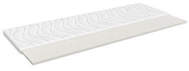 Black Red White Stern Top Mattress 90x200cm