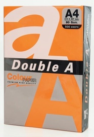 Double A Colour Paper A4 500 Sheets Saffron
