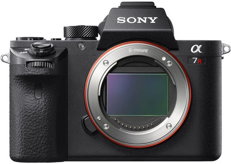 Sony A7R II Black Body