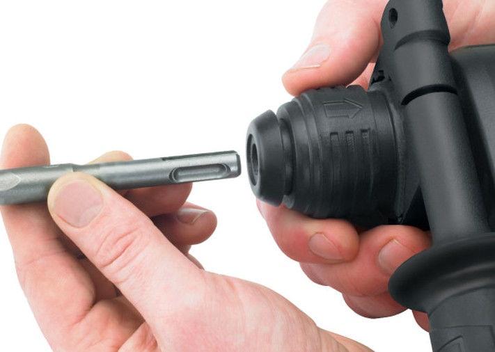 Elektrinis perforatorius Black & Decker KD885KC, 550 W