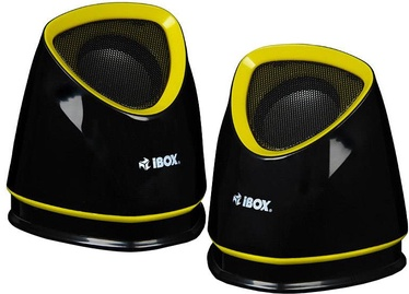 iBOX 2.0 Molde Speakers Black