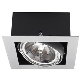 Lampa Kanlux 4960, LED, IP44, pelēka