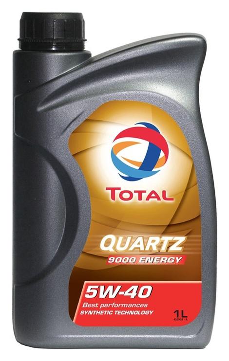 Total Quartz 9000 5W/40 Engine Oil 1l