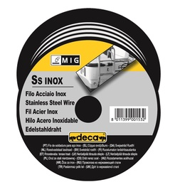 Deca 010892 Stainless Steel Wire 0.8mm 0.7kg