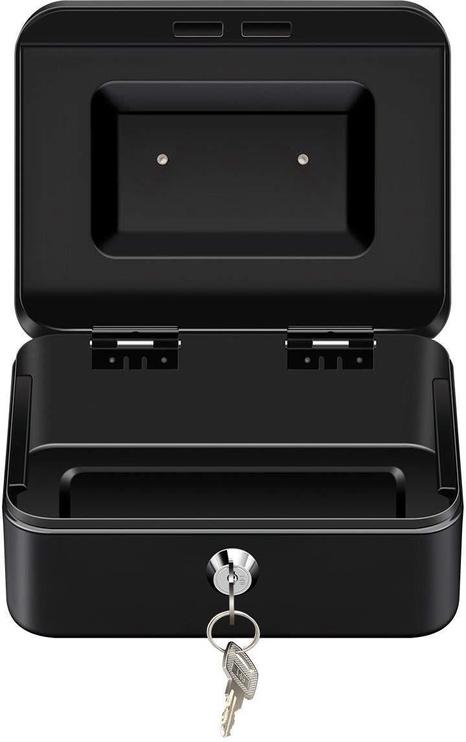 Ibox Safe Box Black 20x9x16 ISNK-04BOXBIG