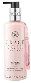 Grace Cole Softening Hand Lotion 300ml Wild Fig & Pink Cedar