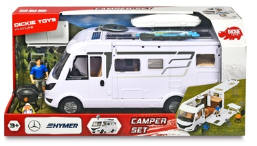 Dickie Toys Playlife Hymer Camper Set 203836004