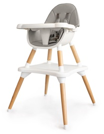EcoToys Feeding Chair/Table And Chair 2in1 Grey