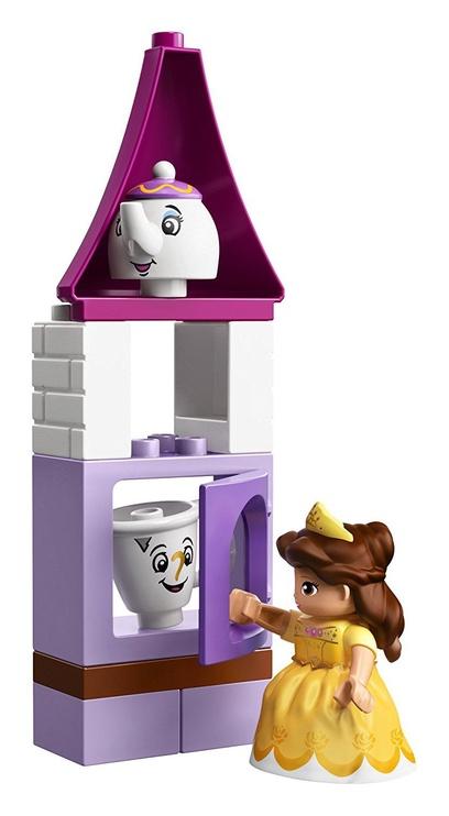 Конструктор LEGO Duplo Belle's Tea Party 10877 10877, 19 шт.