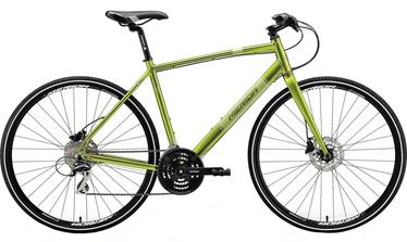 """Dviratis Merida Crossway Urban 20-D 55cm 28"""" Green 18"""