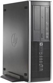 Стационарный компьютер HP HP Compaq 8100 Elite SFF, Nvidia GeForce GT 710