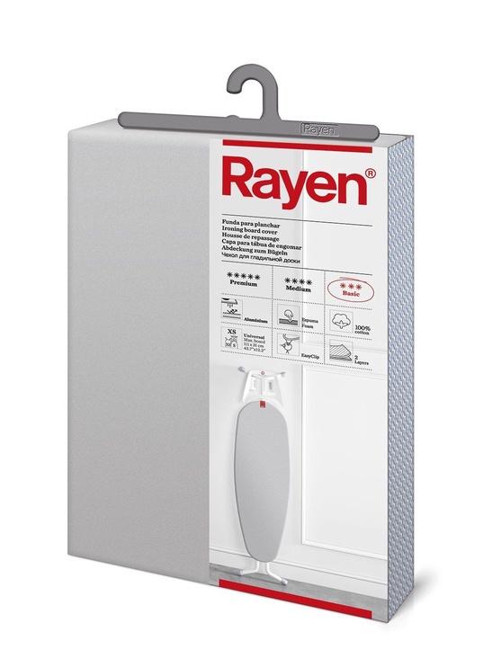 Чехол для гладильной доски Rayen Basic Easyclip Aluminium Ironing Board Fabric 115x38cm