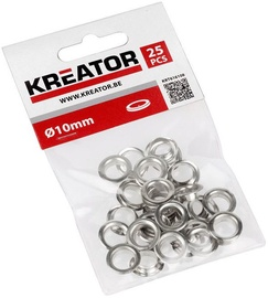 Kreator Eyelets Aluminium 10mm 25pcs
