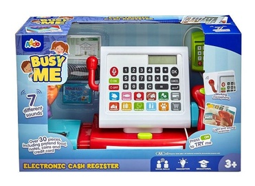 Russell Addo Busy Me Electronic Cash Register 13102