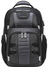 "Targus Backpack DrifterTrek 15.6-17.3"" With USB Black"
