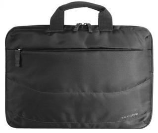 "Tucano Idea Slim Bag For Ultrabook 15"" & Notebook 15.6"" Black"