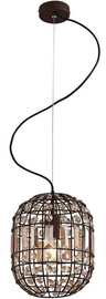 Nino Lucia Ceiling Lamp Brown 40W E27 31142322