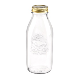 Stiklinis butelis Bormioli, 1 l