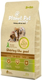Planet Pet Society Adult Mini Breed Chicken & Rice 6kg