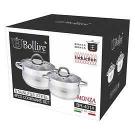 Bollire Casserole Set Monza BR-4014