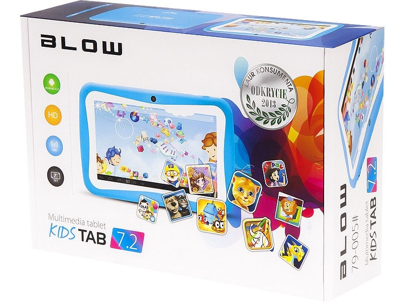 Blow KidsTAB 7.0 8GB Blue