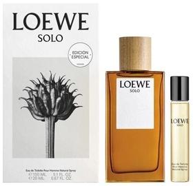 Набор для мужчин Loewe Solo