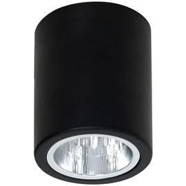 Luminex Downlight Round 07237 Black