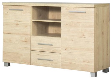 Bodzio Chest Of Drawers Panama PA12 Light Sonoma Oak