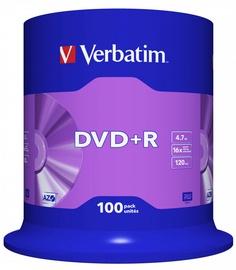 Verbatim 100x 4.7GB DVD-R 16x 43551