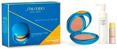 Shiseido UV Protective Compact Foundation 3pcs Set 59ml