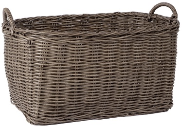 Home4you Basket Ruby-1 60x46x30cm Brown