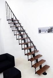 Лестница Minka Comfort Top, 85 см x 222 - 288 см