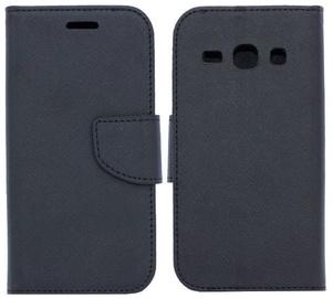 Telone Fancy Diary Bookstand Case For Xiaomi Redmi Note 5A Black