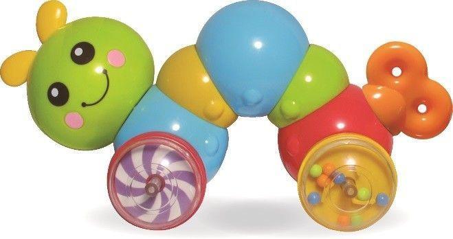 Grabulis Gerardos Toys Moving Worm