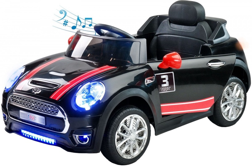 Toyz Maxi Car Black