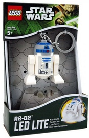 LEGO Star Wars R2-D2 Key Light KE21