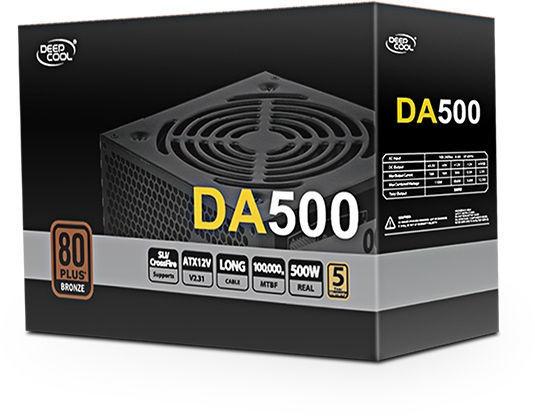Deepcool DA500 500W DP-BZ-DA500N