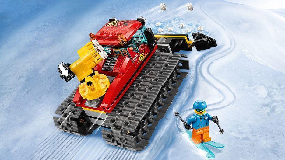 LEGO City Great Vehicles Snow Groomer 60222 - Krauta.ee
