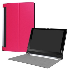 TakeMe Eco-leather Book Case For Lenovo Yoga Tab 3 10'' Pink