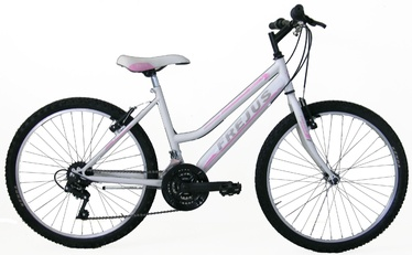 "Frejus 26"" MTB White Pink"