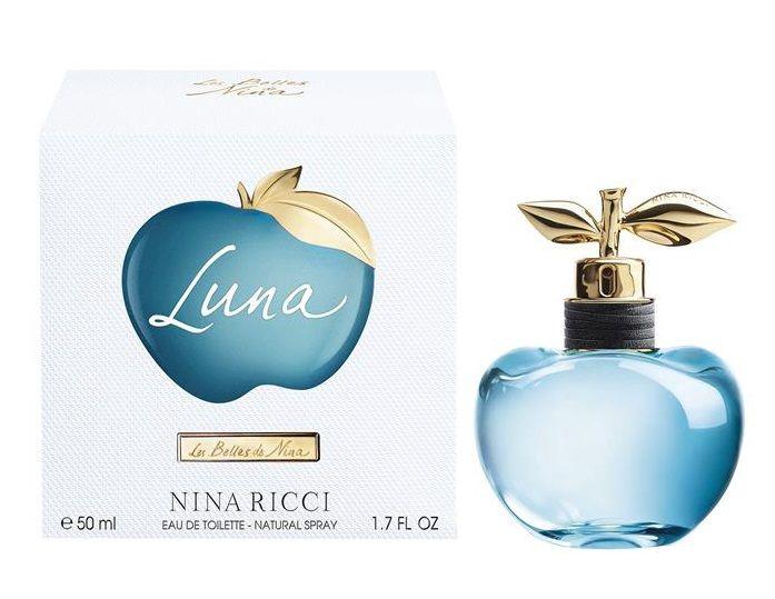 Tualettvesi Nina Ricci Luna 50ml EDT