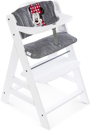 Hauck Chair Pad Deluxe Minnie Grey