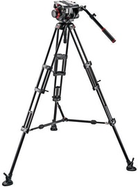Manfrotto 545BK + 509HD Pro Video 100