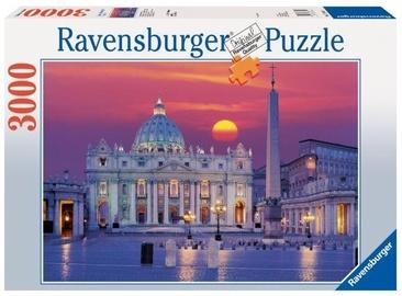 Puzle Ravensburger St Peters Basilica Rome 170340, 3000 gab.
