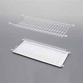 Rejs Dish Dryer Rack White 85.5x25.2x6.4cm