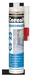 Sanitarinis hermetikas Ceresit CS25/18, Coal, 280 ml