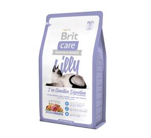 Kuivtoit kassidele Brit Care Cat Lilly I ve Sensitive Digestion, 2 kg