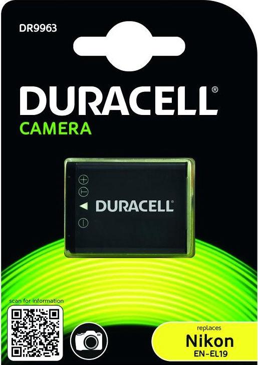 Duracell Premium Analog Nikon EN-EL19 Battery 700mAh